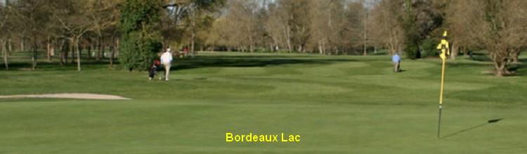 Golf de Bordeaux Lac