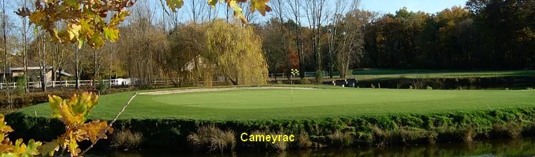 Golf de Bordeaux Cameyrac
